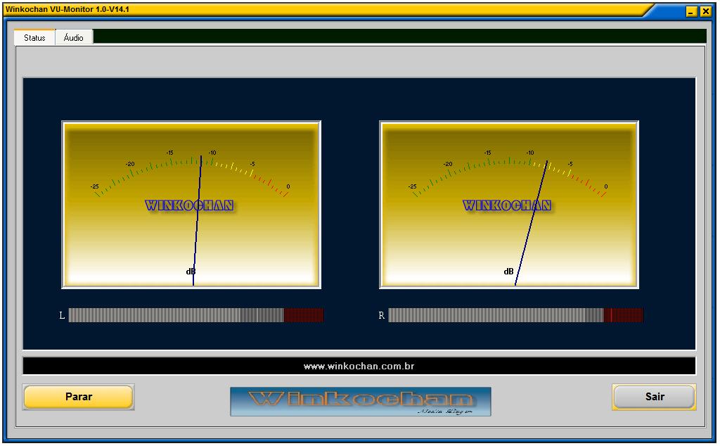 Winkochan VU-Monitor